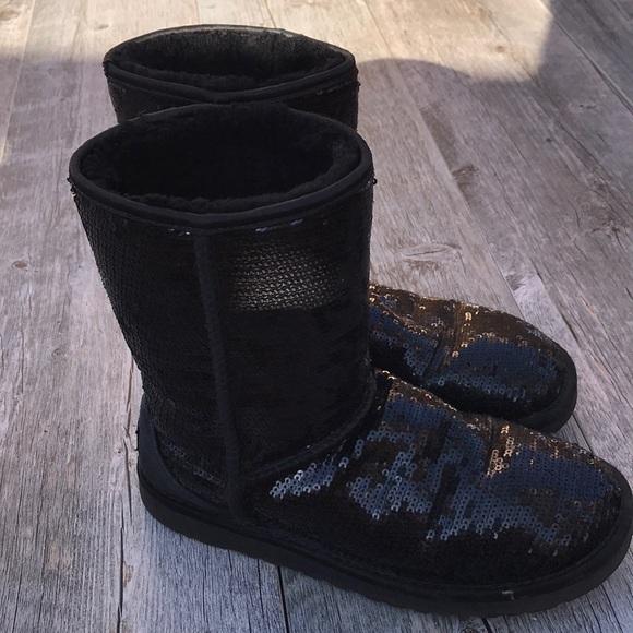 UGG Shoes - Ugg sequins Boots